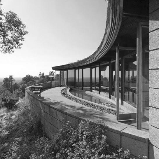 Frank Lloyd Wright In Los Angeles